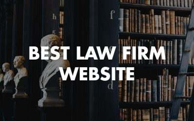 12 Best Law Firm Website Designs Of 2020 [Live Examples]