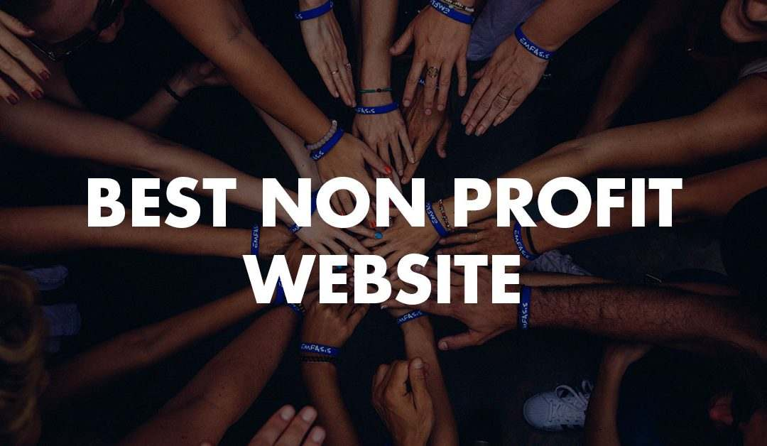 Best Non Profit Website