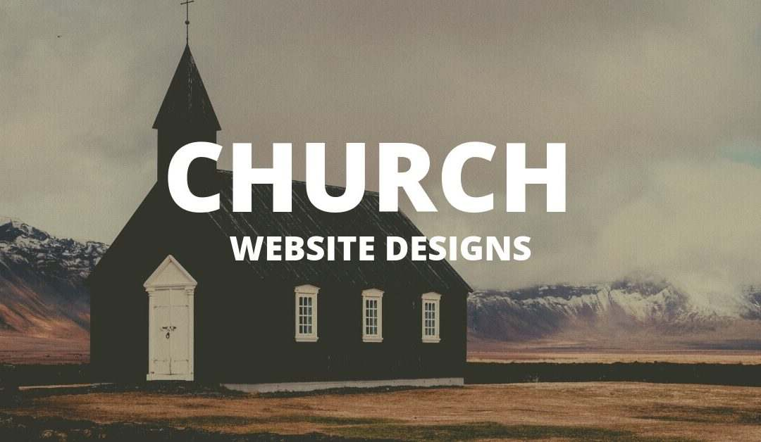 These Are The 10 Best Church Website Designs Of 2019