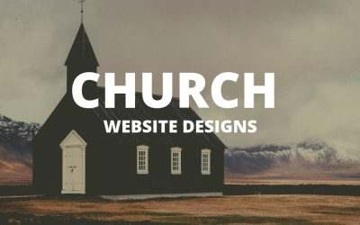 13 Best Church Website Designs Of 2020 [Live Examples]
