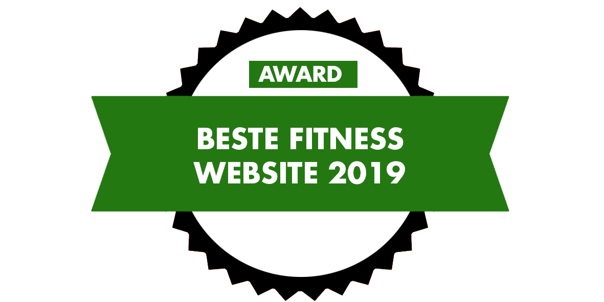 Beste Fitness Website Design