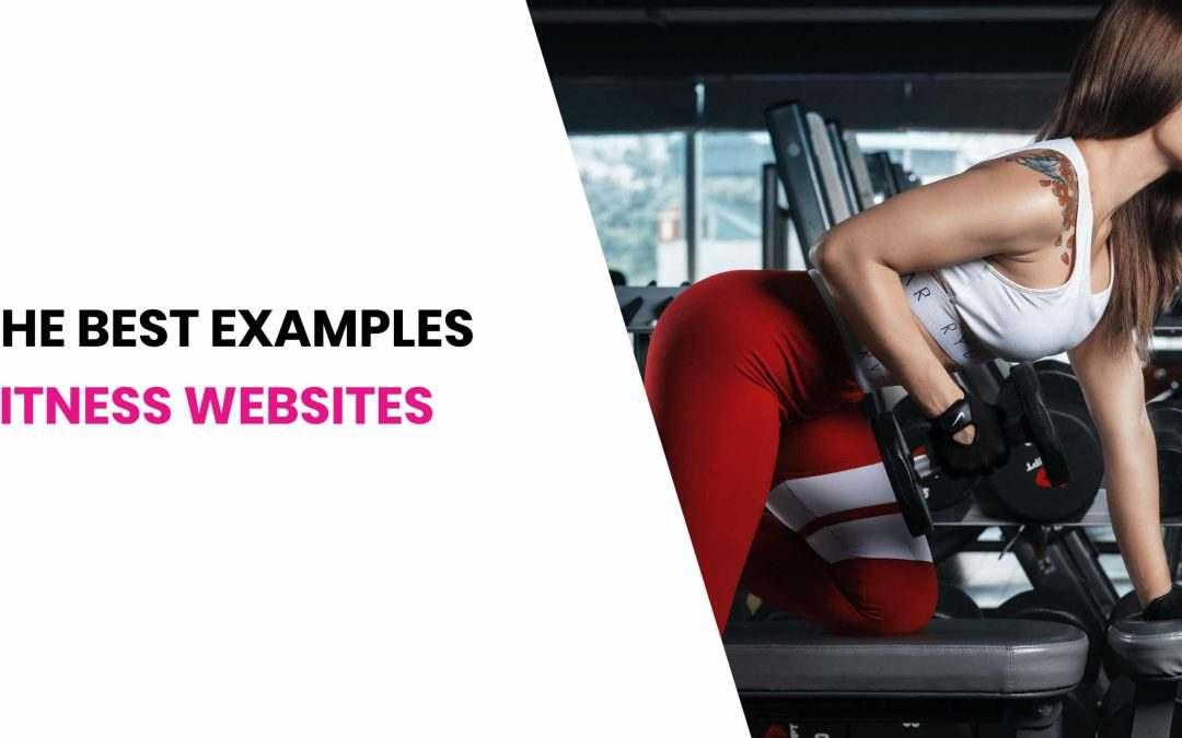 Best Fitness Website Example