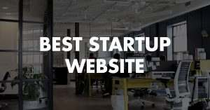Best Startup Website Design