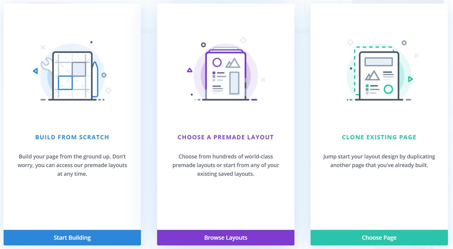 Build A Divi Theme Website