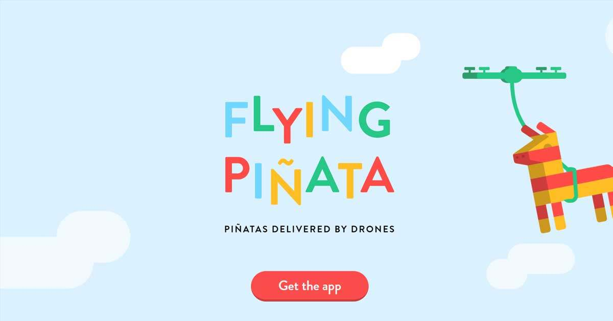 Flying-Pinata
