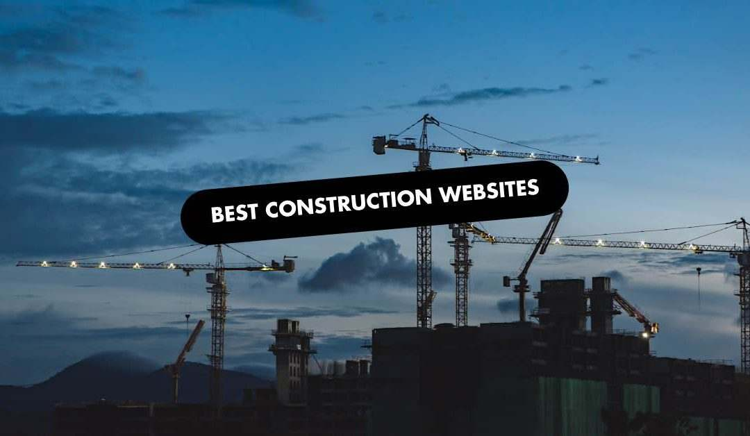 Best Construction Website