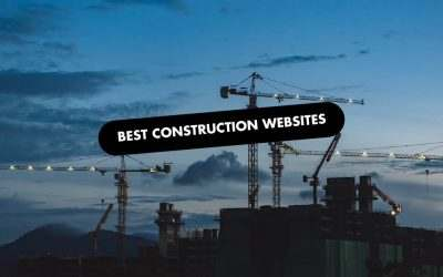 Best Construction Websites of 2020 | 18 Inspiring Examples