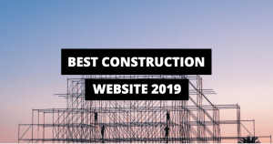 Best Construction Website Design