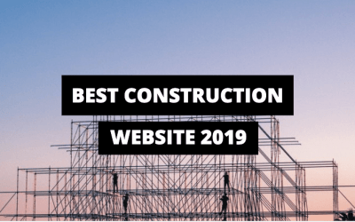 These Are The 10 Best Construction Website Designs Of 2019