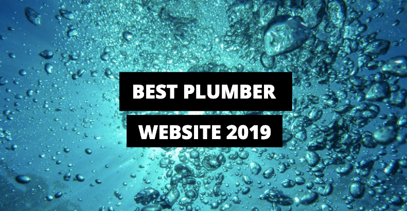 These Are The 10 Best Plumber Website Designs Of 2019