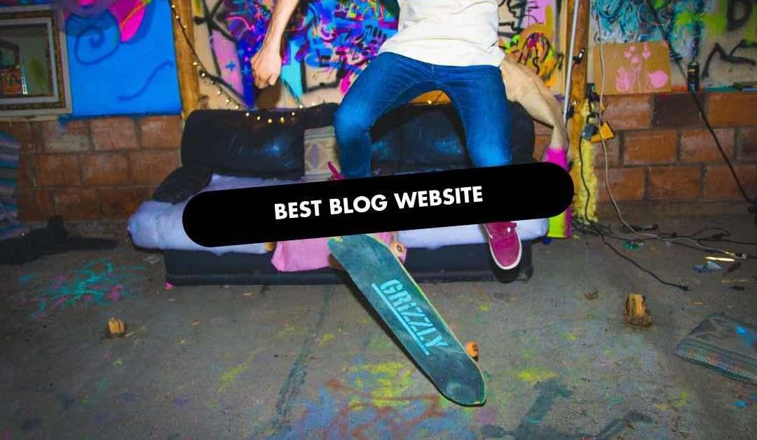 Best Blog Website Design