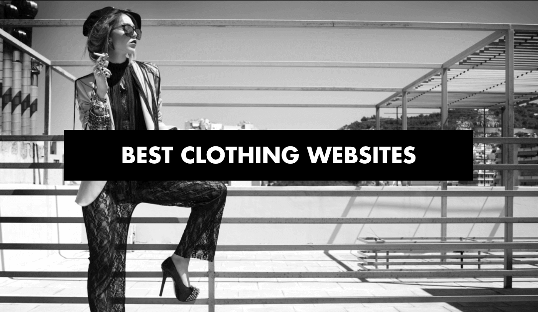 Clothing Website Design