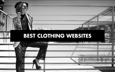 Best Clothing Websites of 2020 | 15 Inspiring Examples