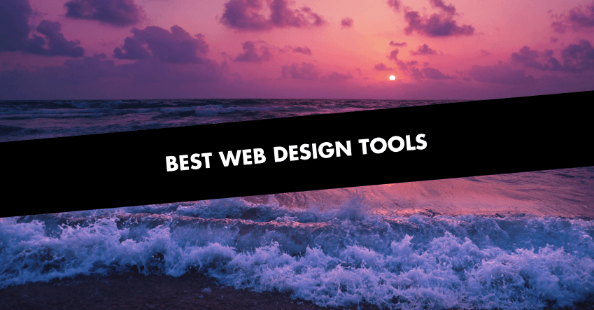 Best Web Design Tools 2019