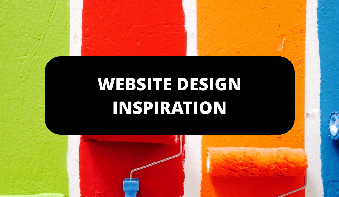 Web Design Inspiration 2019