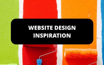 Web Design Inspiration 2019