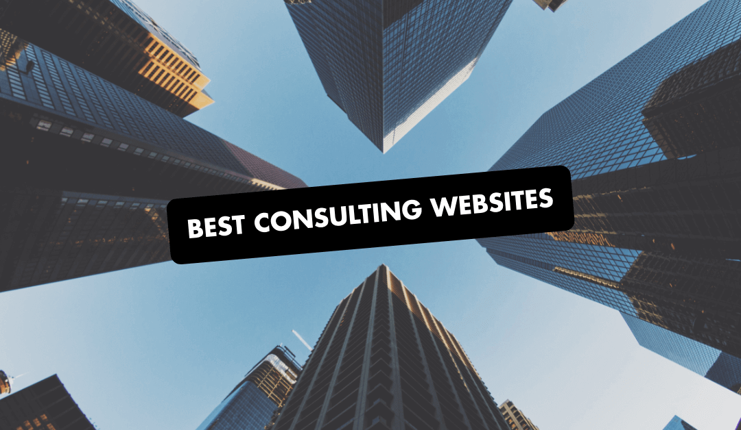 Best Web Design 2020.Yes The 10 Best Consulting Website Designs Of 2020
