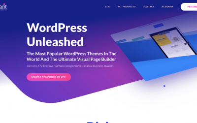 This Drag & Drop Website Builder Comes With 130+ Free Themes
