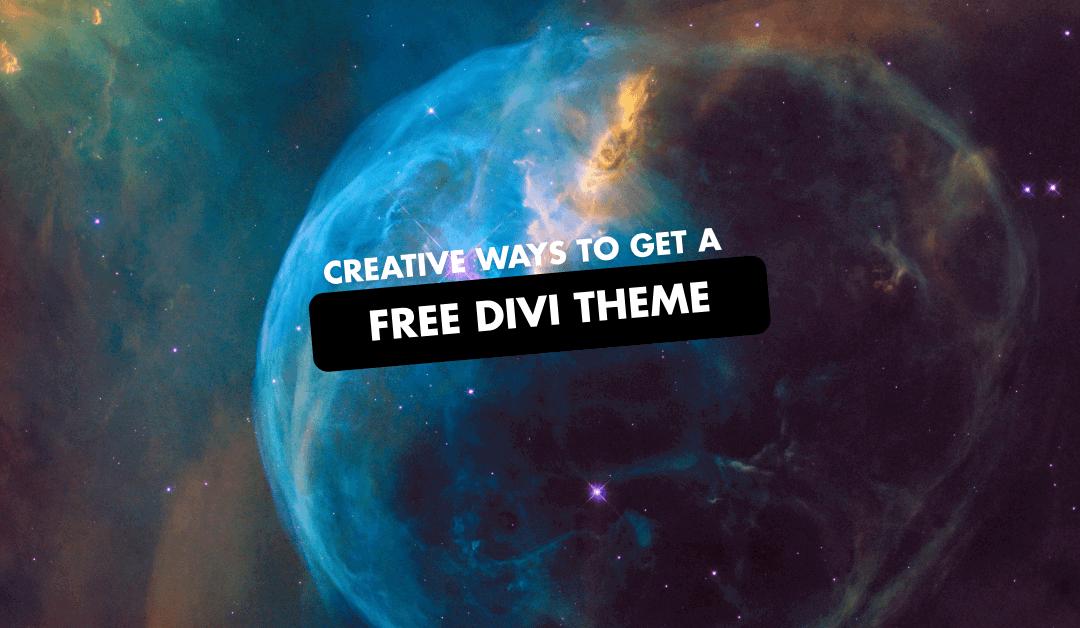 Free Divi Theme