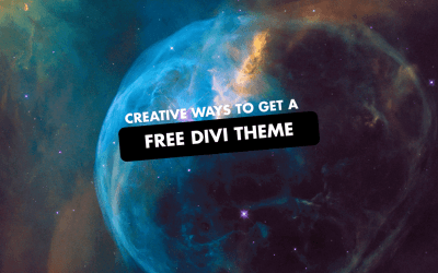 Divi Theme Free In 2020 – 5 Sneaky Ways To Do It!