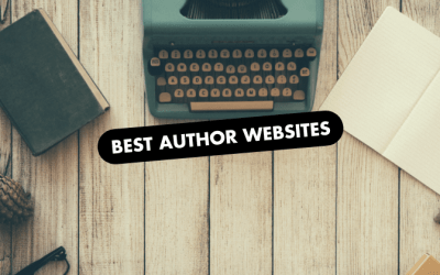 Best Author Websites of 2020 | 22 Inspiring Examples