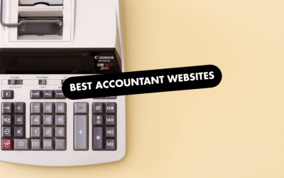 10 Best Accountant Website Designs of 2020 [Live Examples]