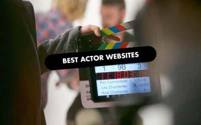 Best Actor Websites of 2020 | 12 Inspiring Examples