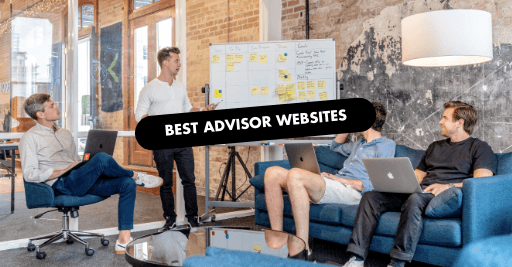 Best Advisor Website Design