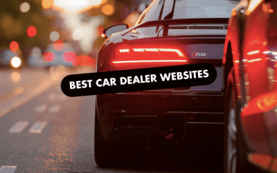 Best Car Dealer Websites of 2020 | 14 Inspiring Examples 🚀