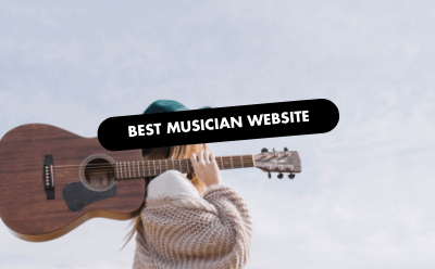 The 10 Best Musician Website Designs of 2020