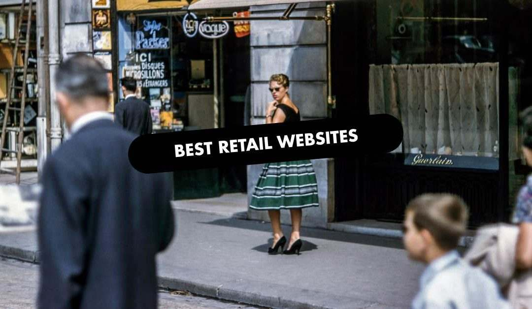Best Retail Website Design