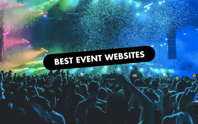 Best Event Websites of 2020 | 18 Mind Blowing Examples 🚀