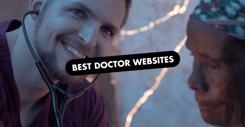 Best Doctor Website Design