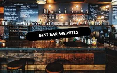 The 10 Best Bar Website Designs of 2020