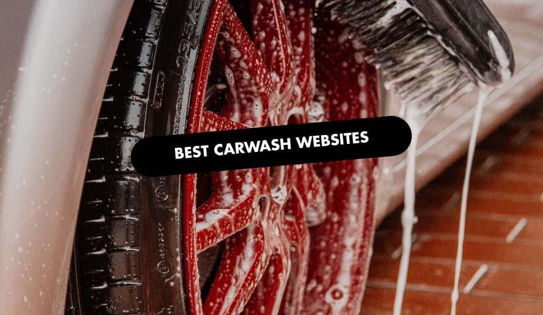 Carwash Website Design