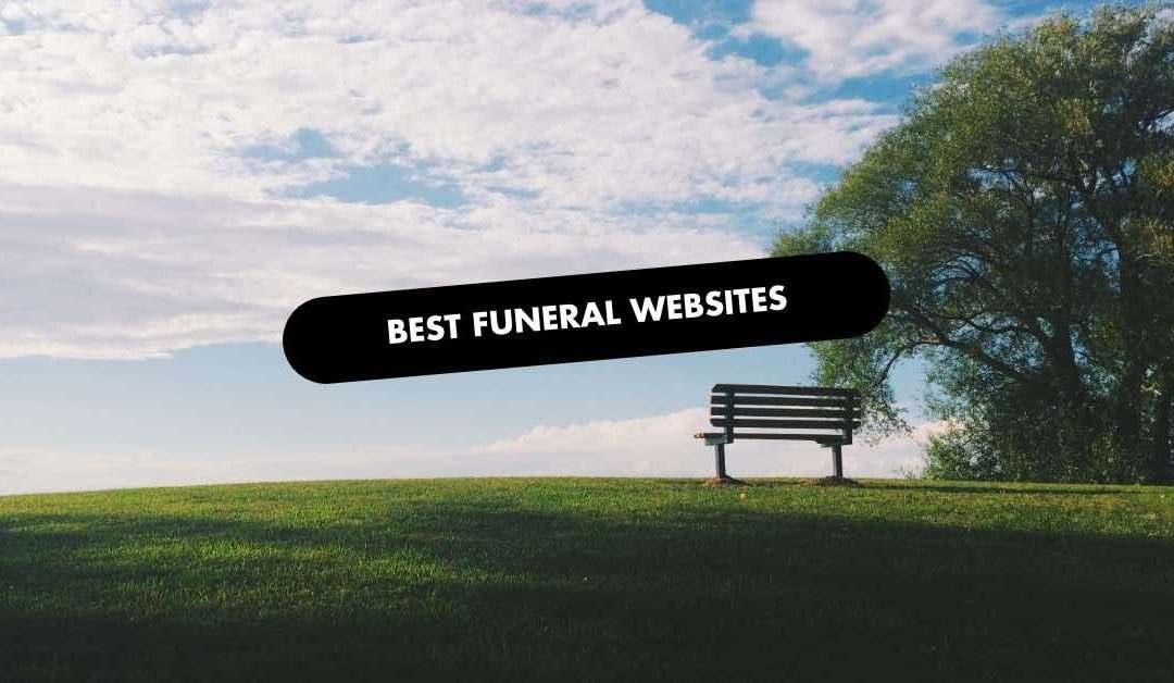 Funeral Website Design
