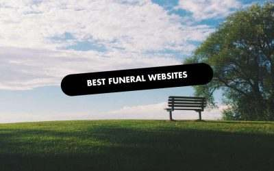 The 10 Best Funeral Website Designs of 2020