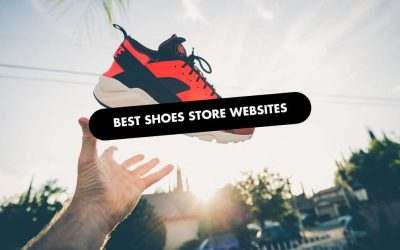 The 10 Best Shoes Website Designs of 2020