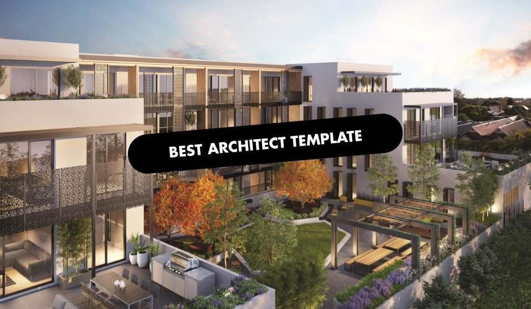 The 20 Best Architect Website Templates of 2020