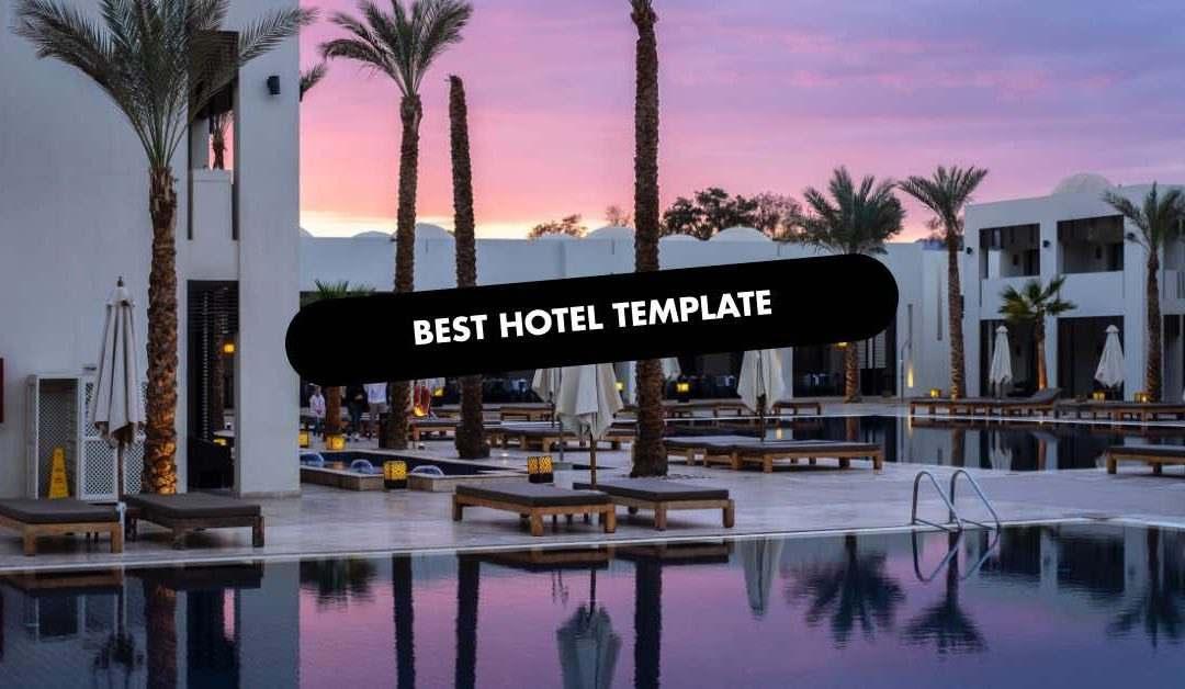 BEST HOTEL TEMPLATE