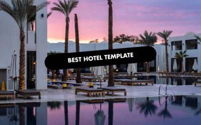 The 20 Best Hotel Website Templates of 2020