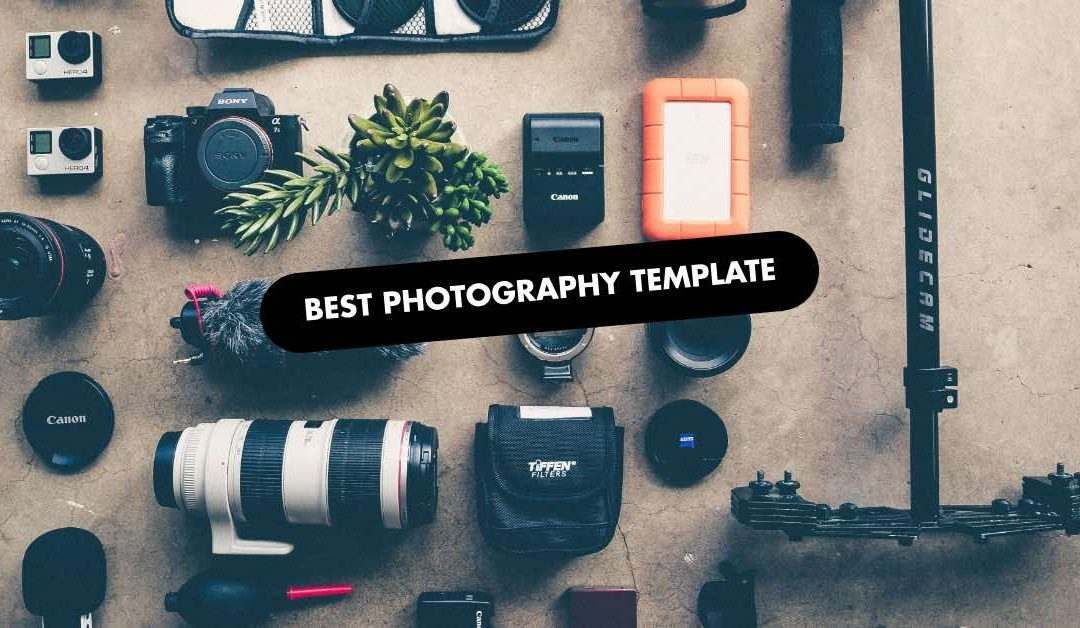 BEST PHOTOGRAPHY TEMPLATE