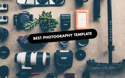 The 20 Best Photography Website Templates of 2020