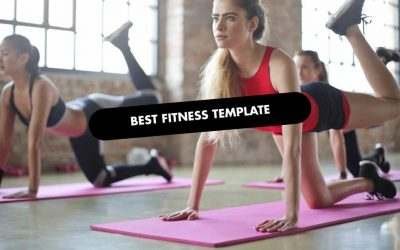 The 20 Best Fitness Website Templates of 2020