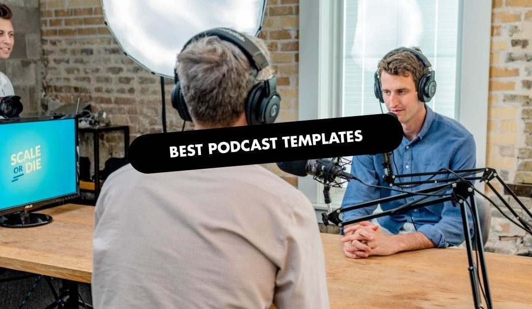 Best Podcast Website Template