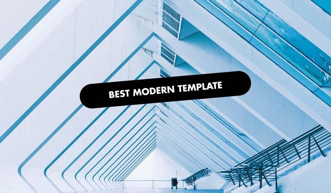 Modern Template