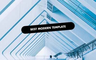 The 20 Best Modern Website Templates of 2020