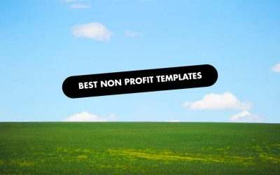 The 10 Best Non Profit Website Templates of 2020