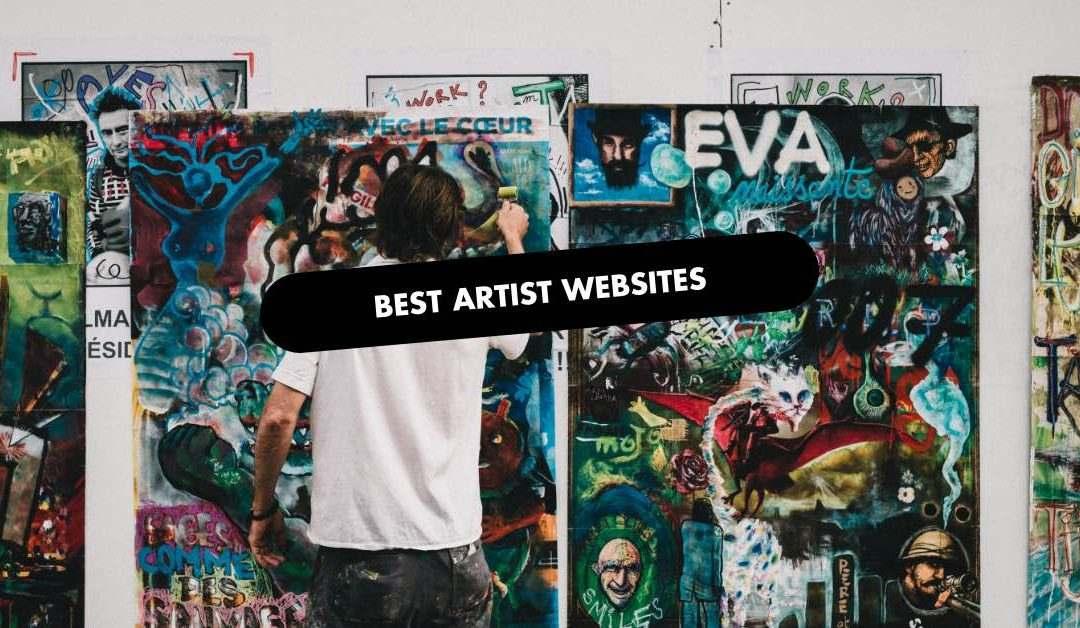 Best-Artist-Website-Designs-Examples