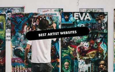 Best Artist Websites of 2020 | 15 Mind Blowing Examples